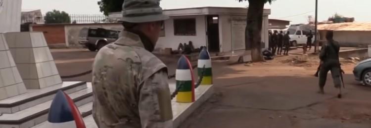 В ЦАР высоко оценили работу российских инструкторов на границе страны
