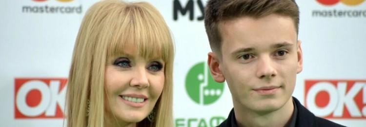 Младший сын Валерии рассказал, что смог самостоятельно стать миллионером в 18 лет