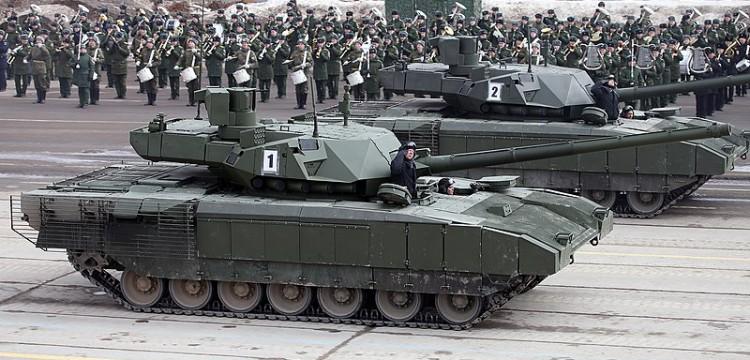 Эксперты из США считают российский танк «Армата» грозным противником на поле боя