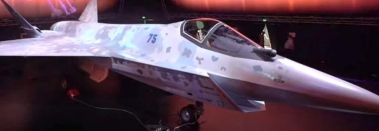 Эксперты в США восхитились дизайном нового российского истребителя-невидимки Checkmate