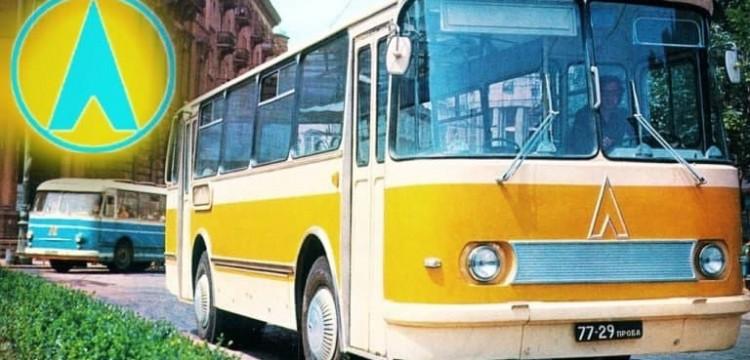 ЛАЗ-695 — культовый советский автобус