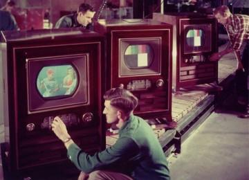 Как в СССР появились первые телевизоры