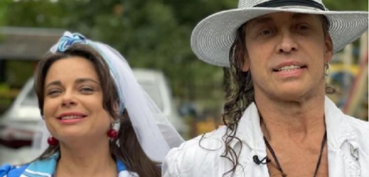 Наташу Королёву и Тарзана высмеяли за наигранную любовь