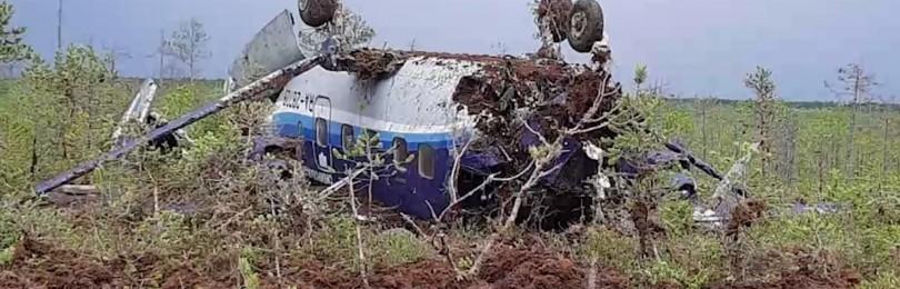 Пилотрухнувшего Ан-28: «Если выживаешь сам, выживают и пассажиры»