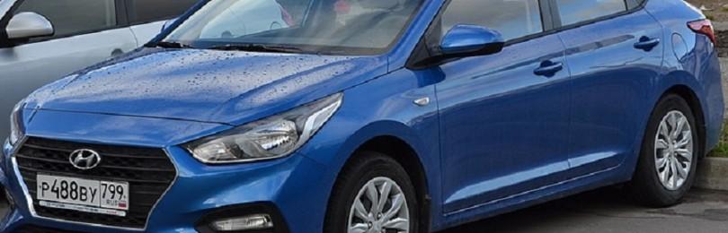 Самым продаваемым автомобилем Hyundai в сентябре стал седан Solaris