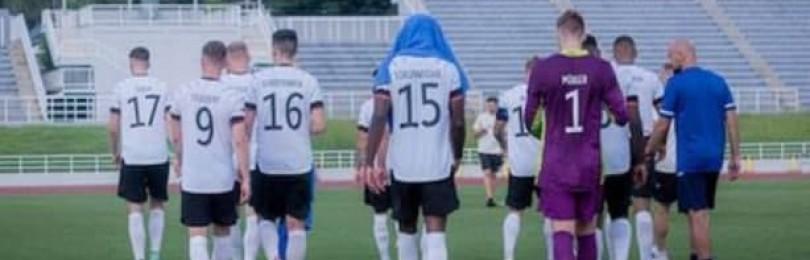 Немецкие футболисты не стали доигрывать матч с Гондурасом из-за расистских оскорблений