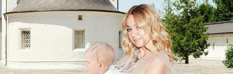 Яна Рудковская раскрыла гонорар суррогатной матери за своего младшего сына