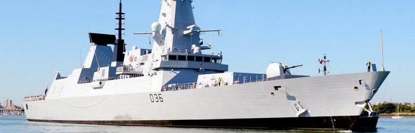 Нарушивший границу России британский эсминец Defender оказался единственным действующим