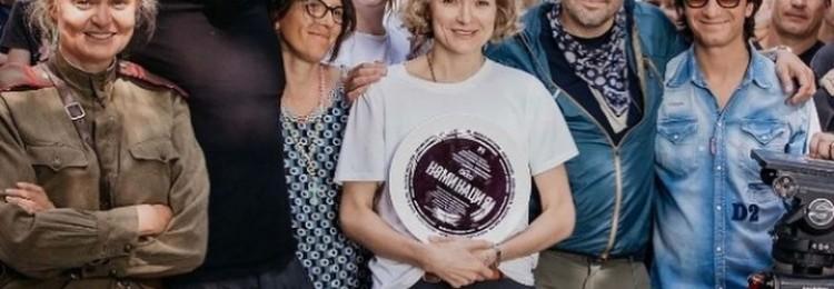 Надежда Михалкова в качестве режиссера получила травму впервый день съемок