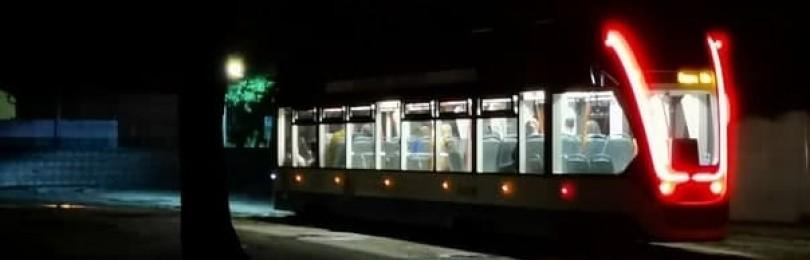 Для ульяновцев продолжают работать ночные автобусы, трамваи и троллейбусы
