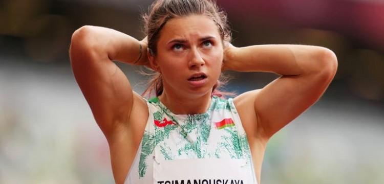 Белорусская легкоатлетка Тимановская призвала ввести санкции против тренера сборной