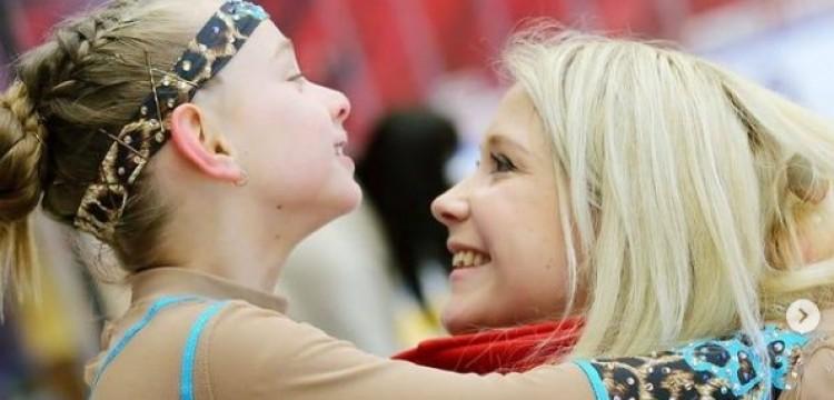 Татьяна Навка поздравила первого тренера дочери и пожелала ей вырастить чемпионов