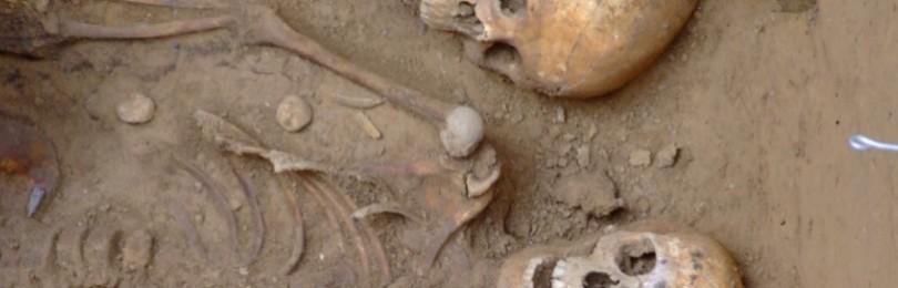 В Греции обнаружена гробница раннего кикладского периода