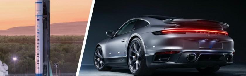 Концерн Porsche инвестирует в ракетостроительный стартап Isar Aerospace