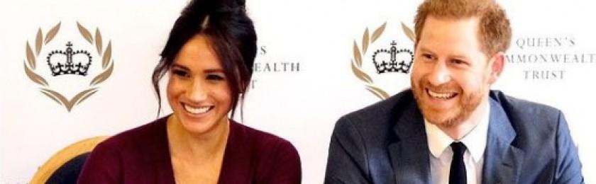 Принц Гарри и Меган Маркл заработают 20 млн долларов на своей книге