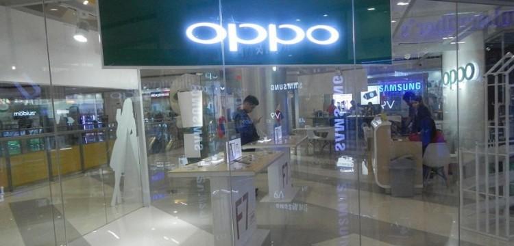 Компания Oppo запатентовала смартфон с боковой камерой