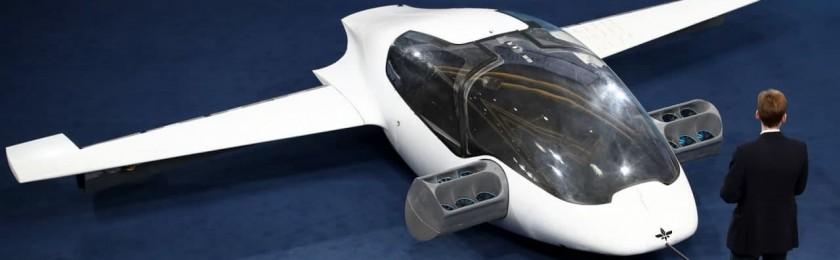В производство электрического реактивного самолета инвесторы вложили 1 млрд долларов