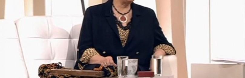 Галина Беседина запила после смерти мужа