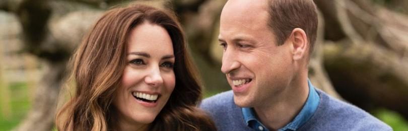 Принц Уильям и герцогиня Кейт Миддлтон установили новый рекорд