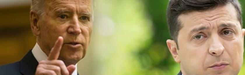 Западные СМИ призвали Байдена не обнадеживать Зеленского зря