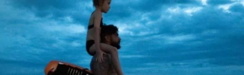 Тимати показал фото подросшей дочери с каникул в Никарагуа