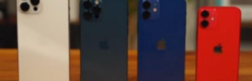 Измерено реальное время работы линейки iPhone 13 без подзарядки