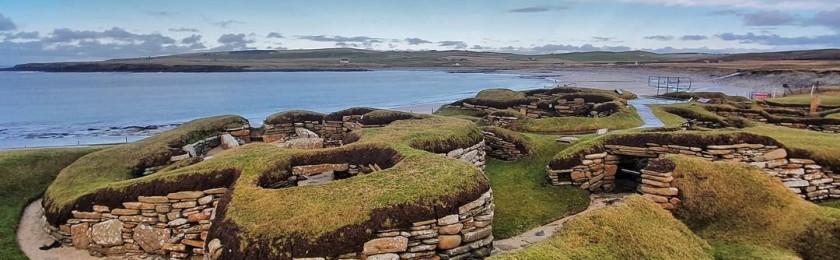 На Оркнейских островах ученые вновь нашли каменные шары