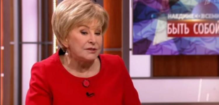 «На все не хватает»: Ангелина Вовк пожаловалась на размер пенсии
