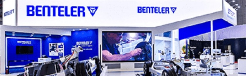 Инженеры Benteler создали безопасный автомобиль с распашными дверями