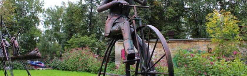 220 лет назад крепостной Ефим Артамонов изобрел велосипед и проехал от Нижнего Тагила до Москвы
