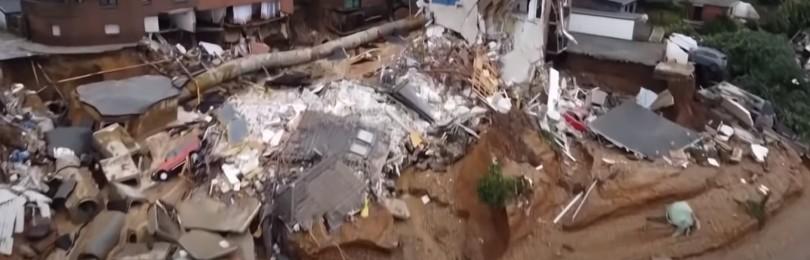 Пострадавший от потопа житель Германии: «Я видел такое только в фильмах ужасов»